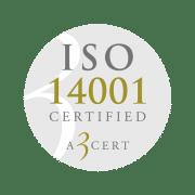 Retendo Academic – ISO 14001 Certified