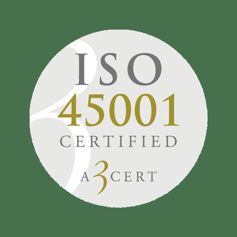 Retendo Academic – ISO 45001 Certified
