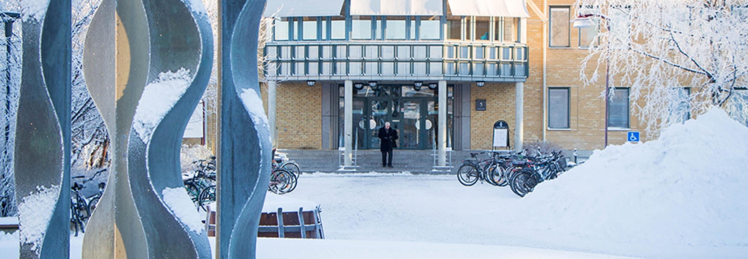 Retendo Academic – Customers – Umeå University