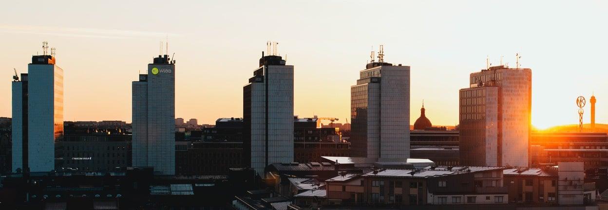 Retendo Academic – Headquarter in Stockholm, Sweden