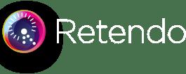 Retendo Logo White
